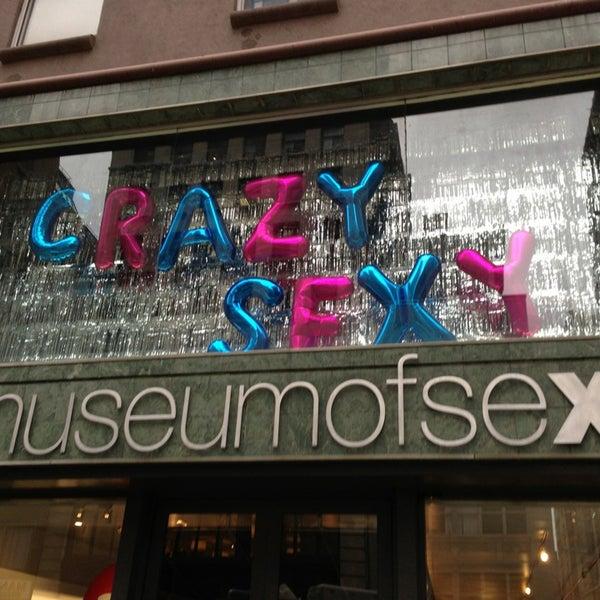 3/6/2013에 Greg S.님이 Museum of Sex에서 찍은 사진