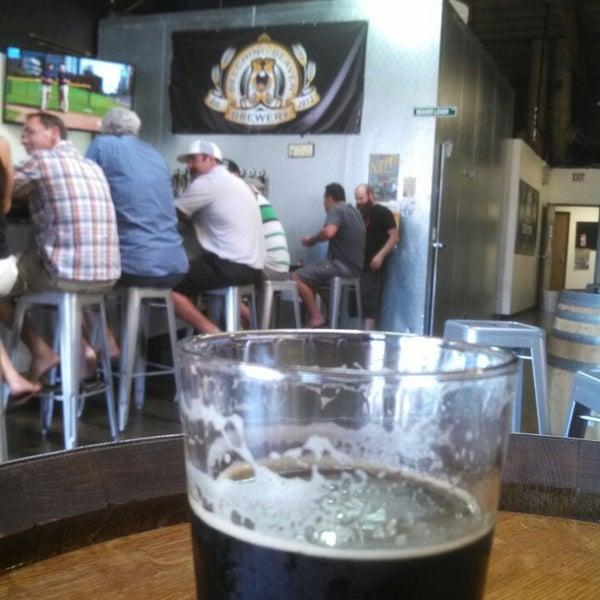 7/14/2013にAllen R.がBelching Beaver Breweryで撮った写真