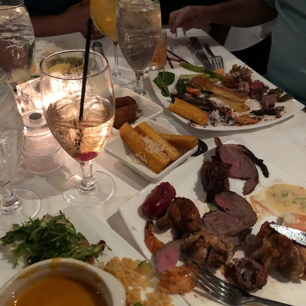 Foto diambil di Chima Brazilian Steakhouse oleh Kaley I. pada 8/25/2019