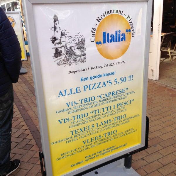 Photos At Restaurant Pizzeria Italia 5 Tips From 66 Visitors