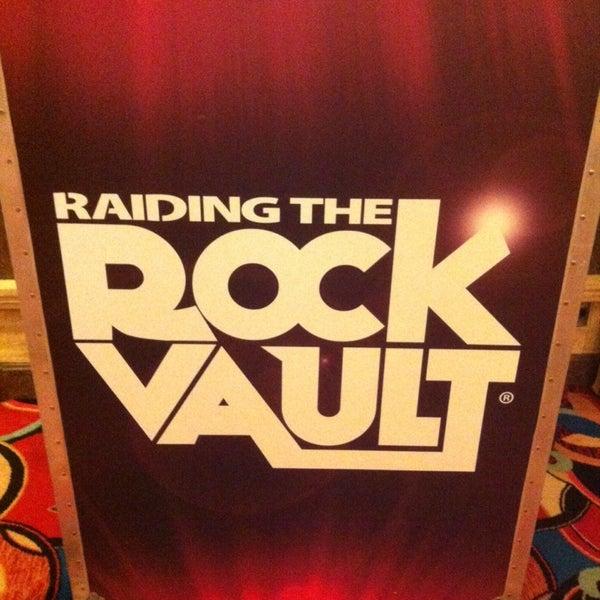 Снимок сделан в LVH - Las Vegas Hotel & Casino пользователем Kevin M. 4/9/2014