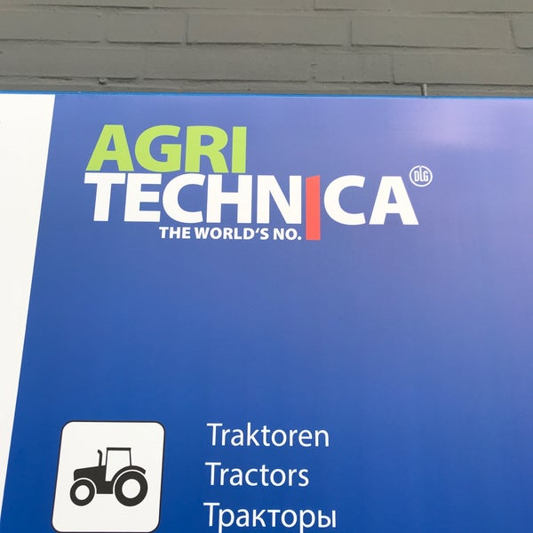 Photos at Agritechnica (Now Closed) - Convention in Hanover
