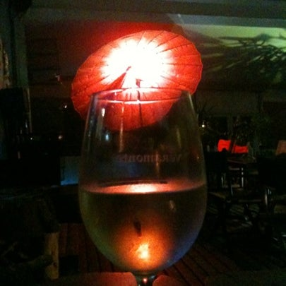 10/9/2012 tarihinde Guillermo M.ziyaretçi tarafından Terraza Isidora Beach Club'de çekilen fotoğraf