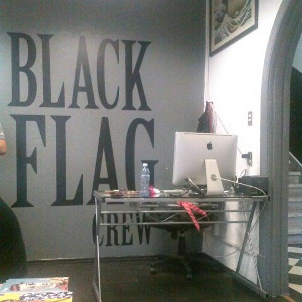Foto tomada en BlackFlag Crew por Carlos N. el 2/25/2015