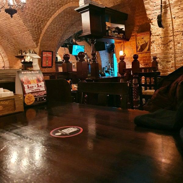 Foto tomada en Tap&Barrel Pub por Алексей И. el 1/20/2021