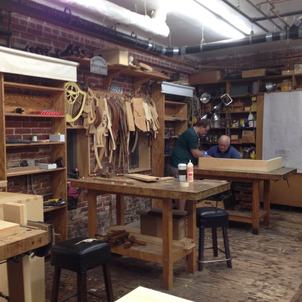 Photos At The Furniture Institute Of Massachusetts Beverly Ma