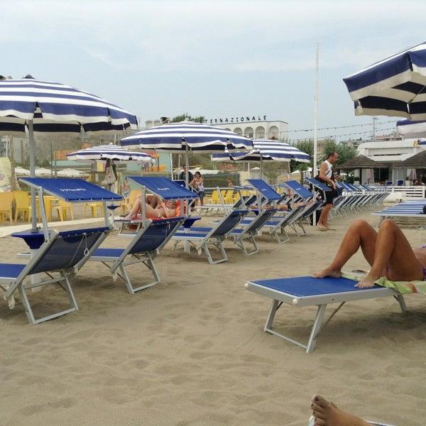 7/13/2013 tarihinde Mauro M.ziyaretçi tarafından Bagno Adriatico 62'de çekilen fotoğraf
