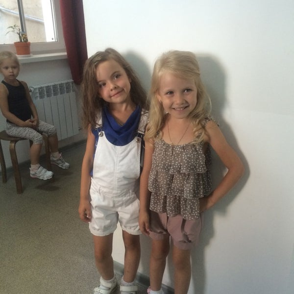 Photos at President kids model agency - Theater