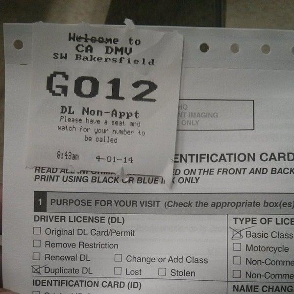 Photos at Bakersfield Southwest DMV Office - Bakersfield, CA