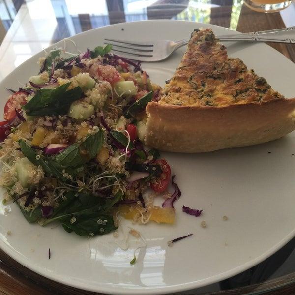 Foto tomada en Tapiela cocina con amor por Abner C. el 11/5/2015