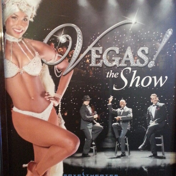 12/24/2013 tarihinde Talal A.ziyaretçi tarafından VEGAS! The Show'de çekilen fotoğraf