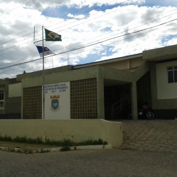 14° Batalhão de Polícia Militar - Serra Talhada, PE