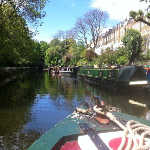 รูปภาพถ่ายที่ London Canal Museum โดย Khushee K. เมื่อ 5/12/2013
