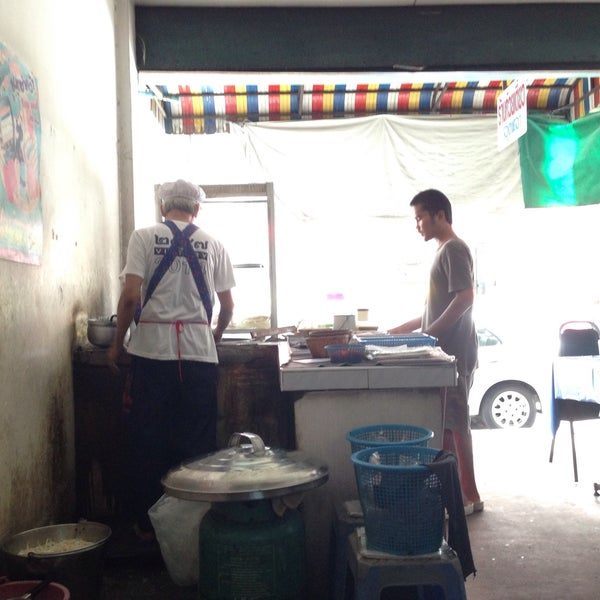 Foto tomada en ร้านก๋วยเตี๋ยวลุงเหลา por Beer P. el 10/1/2015