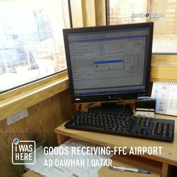 Photos at Goods Receiving Department FFC - Airport Branch