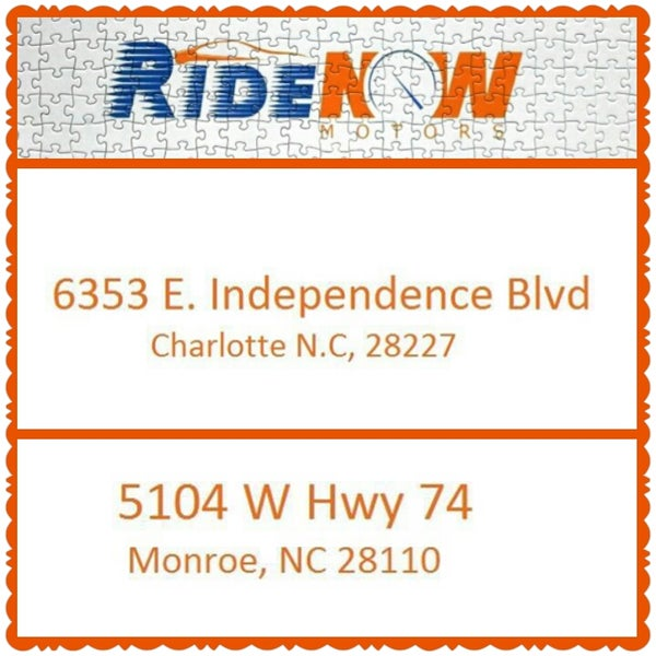 Ride Now Motors >> Photos At Ride Now Motors Idlewild South 6353 E