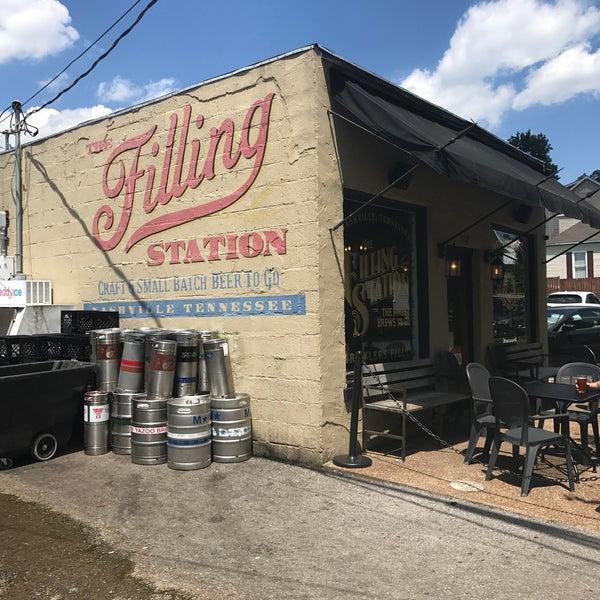 Photo prise au The Filling Station par Todd B. le7/9/2017