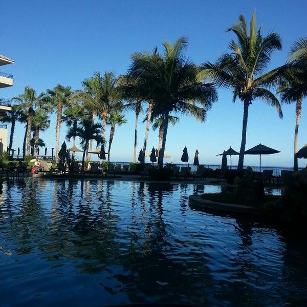 Photo prise au Villa La Estancia Beach Resort & Spa Los Cabos par Nicolle Q. le5/12/2013