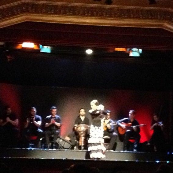 Foto diambil di Palacio del Flamenco oleh Zeki A. pada 6/22/2013