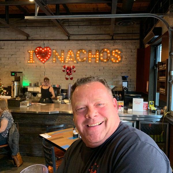 Foto scattata a Nacho Daddy da Phil G. il 12/11/2019