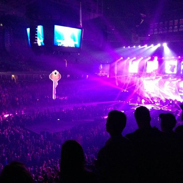 5/25/2013 tarihinde Kori B.ziyaretçi tarafından Northlands Coliseum'de çekilen fotoğraf