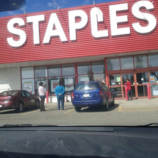 Staples Edmonton North