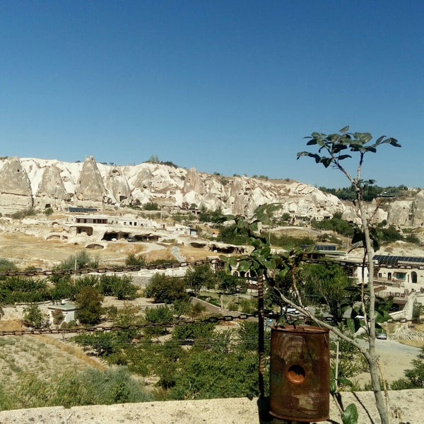 A place that can be your home in Göreme. Rooms are very clean. Price good. Breakfast good. Staff kind...