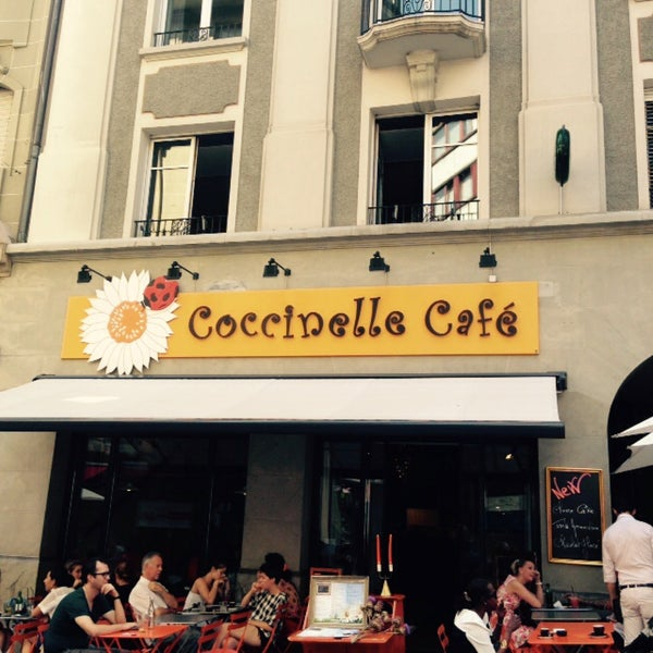 953671173ba8f Photo taken at Coccinelle Café by Daria V. on 7 18 2015