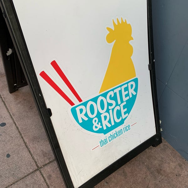 Rooster & Rice - Thai Restaurant in San Francisco