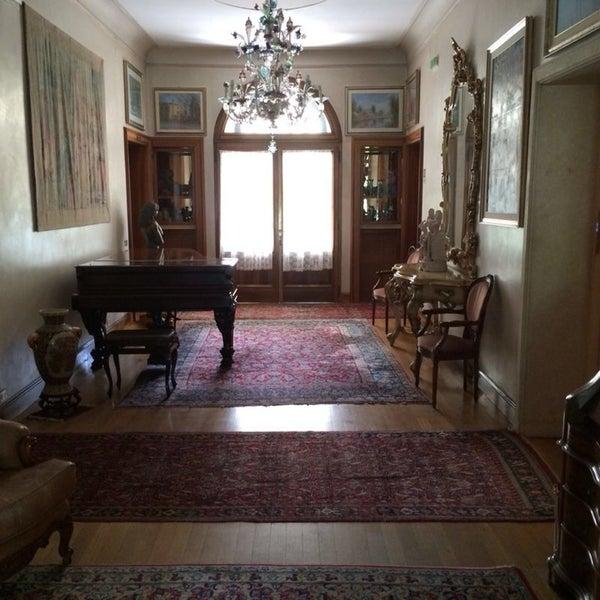 5/10/2014에 Mikhail S.님이 Park Hotel Villa Giustinian에서 찍은 사진