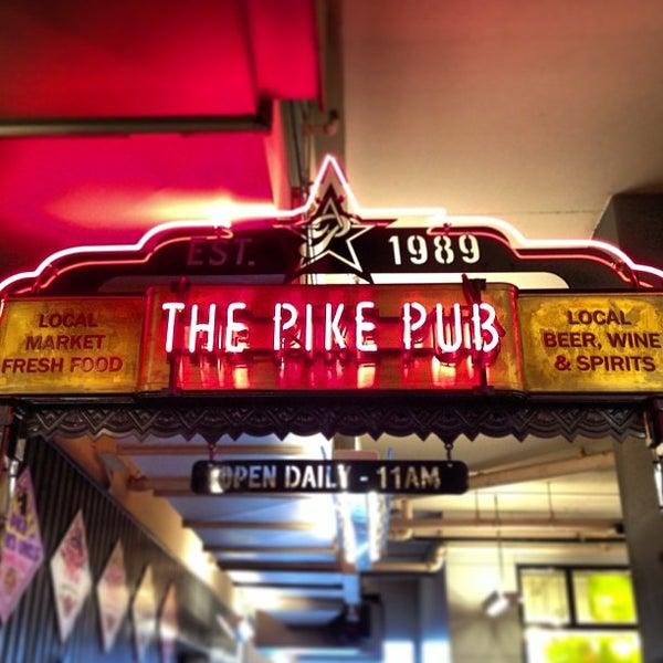 Das Foto wurde bei Pike Brewing Company von Ryan L. am 1/30/2013 aufgenommen