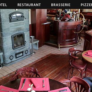 Das Foto wurde bei Hôtel - Restaurant Lamy von Hôtel - Restaurant Lamy am 3/23/2015 aufgenommen