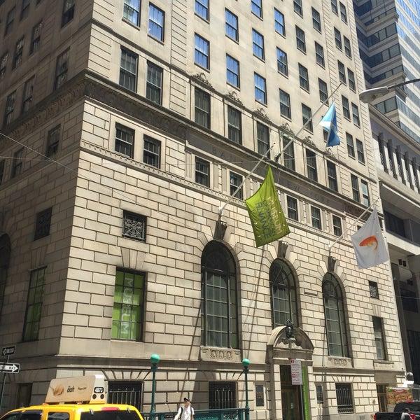 Foto tirada no(a) Museum of American Finance por Rafa S. em 6/18/2016