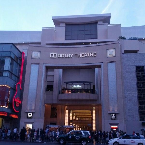 Foto diambil di Dolby Theatre oleh Rochelle pada 5/28/2013