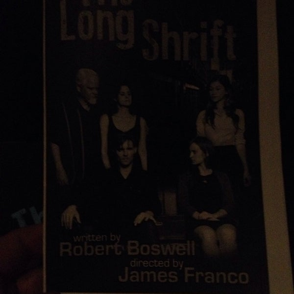 7/9/2014にToni A.がRattlestick Playwrights Theaterで撮った写真