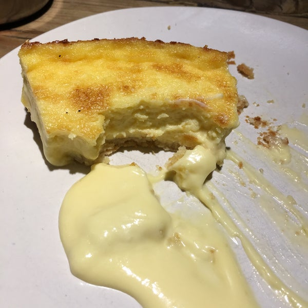 La tarta de queso