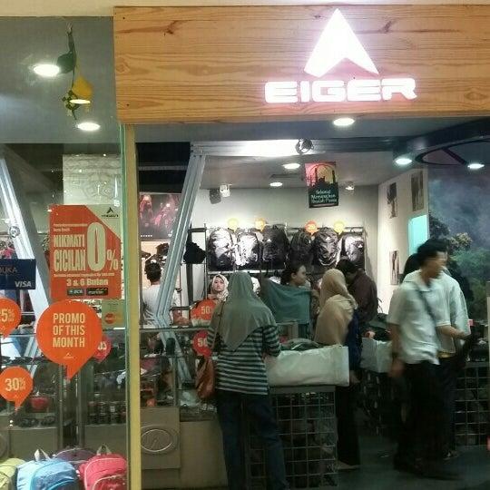 Eiger Adventure Store Sporting Goods Shop In Embong Kaliasin