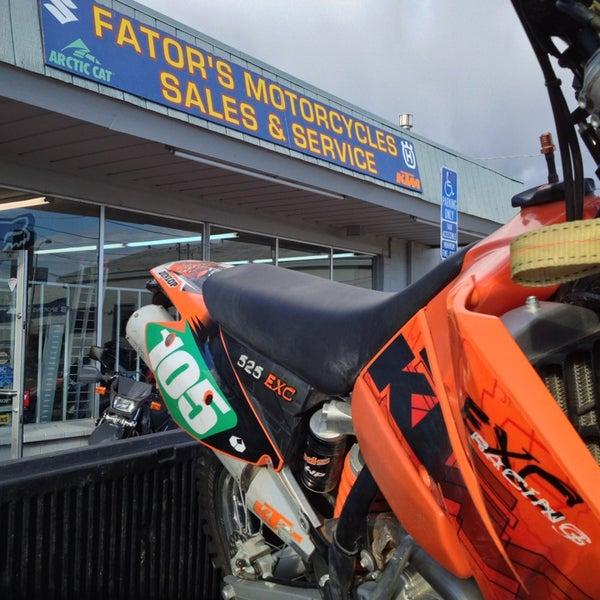 Photos at Fator's Motorcycles Inc  - Hilltop - Redding, CA