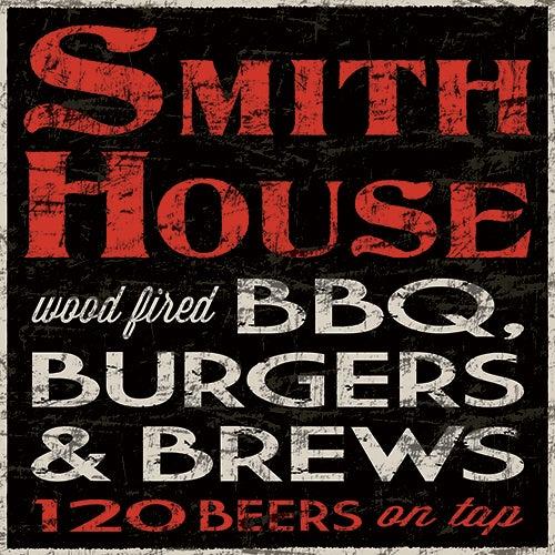 Снимок сделан в SmithHouse - BBQ, Burgers, Brews пользователем SmithHouse - BBQ, Burgers, Brews 2/7/2015