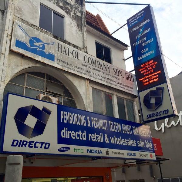 Photos At Directd Retail Wholesale Mobile Phone Shop In Subang Jaya
