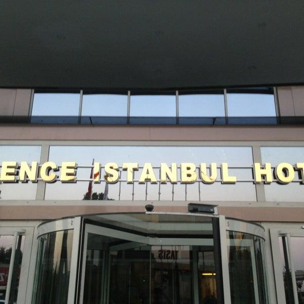 7/25/2013 tarihinde Ahmet Y.ziyaretçi tarafından Silence Hotels Istanbul'de çekilen fotoğraf