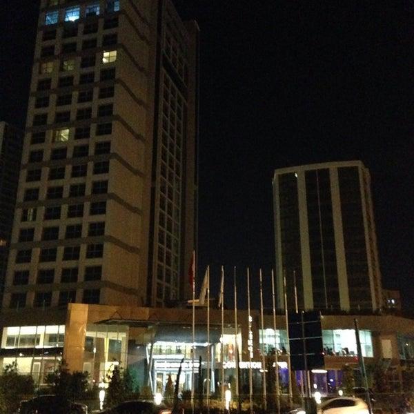 9/25/2013 tarihinde Ahmet Y.ziyaretçi tarafından Silence Hotels Istanbul'de çekilen fotoğraf