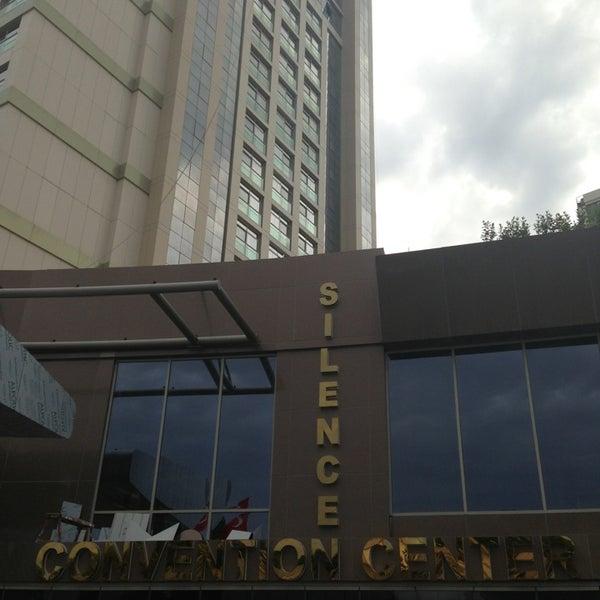 6/12/2013 tarihinde Ahmet Y.ziyaretçi tarafından Silence Hotels Istanbul'de çekilen fotoğraf