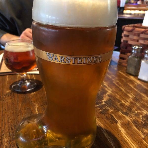 Photo prise au Wurst Und Bier par David A. le2/23/2019