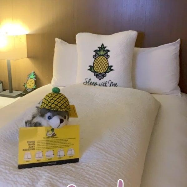 Das Foto wurde bei Hotel Rose von Nouf am 10/11/2019 aufgenommen