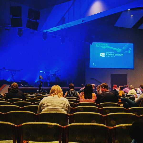 Eagle Brook Church Is Deeply Rooted In White Bear Lake