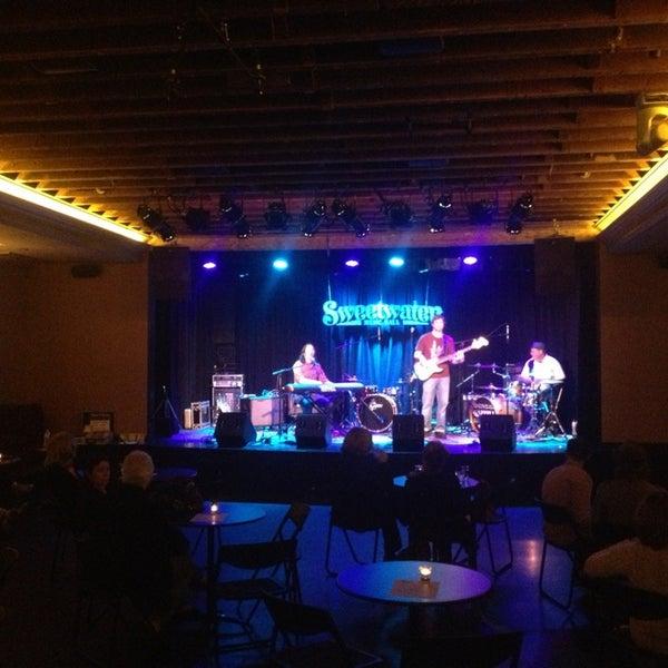 Foto tirada no(a) Sweetwater Music Hall por Tammy C. em 5/23/2013