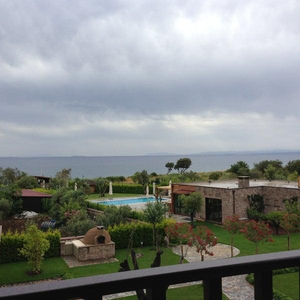 รูปภาพถ่ายที่ Assos Ida Costa Hotel โดย Krkt เมื่อ 6/2/2013