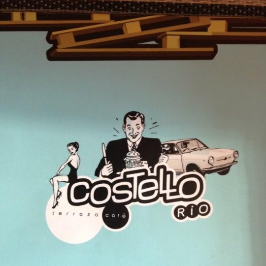 Photo prise au Costello Río par ᴡ A. le11/24/2012