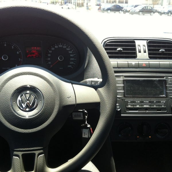 Agencia Volkswagen 1 Tip